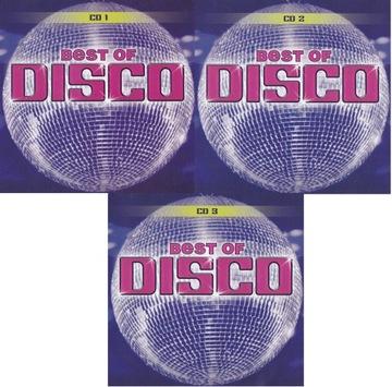 Best of Disco (3 CD) доставка товаров из Польши и Allegro на русском