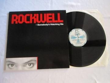 Rockwell Somebody's Watching Me F86 доставка товаров из Польши и Allegro на русском