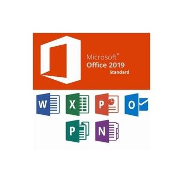 Microsoft Office Home Business Standard 2019 доставка товаров из Польши и Allegro на русском