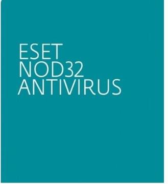 ESET NOD32 Антивирус 3 ПК 1 ГОД НОВЫЙ доставка товаров из Польши и Allegro на русском