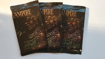 Vampire the Eternal VTES Booster Ebony Kingdom HIT доставка товаров из Польши и Allegro на русском