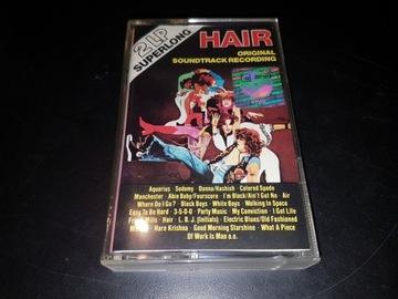 VA HAIR ORIGINAL SOUNDTRACK RECORDING RCA KASETA доставка товаров из Польши и Allegro на русском