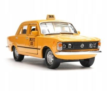 Fiat 125p TAXI ПНР 1:34 Wlly WPT 1313 Смена доставка товаров из Польши и Allegro на русском