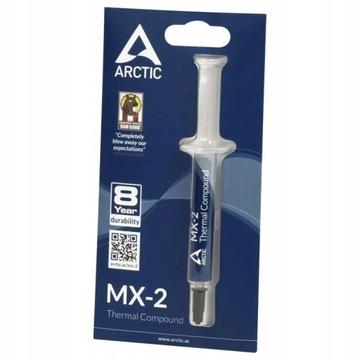Паста Теплообмена на процессор ARCTIC MX-2 4g доставка товаров из Польши и Allegro на русском