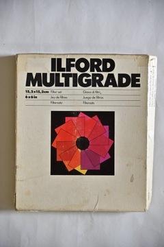Filtry Ilford Multigrade 15x15cm do powiększalnika доставка товаров из Польши и Allegro на русском