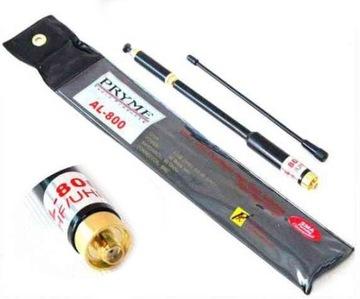 Antena PRYME AL-800 SMA-F 85+23 cm do Baofeng UV5R доставка товаров из Польши и Allegro на русском
