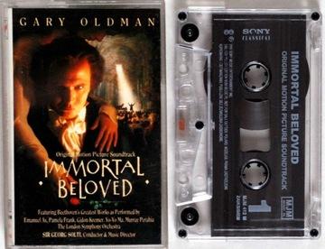 Immortal Beloved (Саундтрек) (кассета) ОЧ. доставка товаров из Польши и Allegro на русском