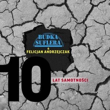 SUFLER BOOTH - 10 YEARS LONELY - новый CD  доставка товаров из Польши и Allegro на русском
