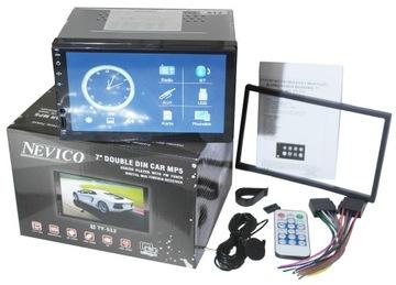 Радио 7 Mirror Link Bluetooth Mp3 USB SD 2din gps доставка товаров из Польши и Allegro на русском