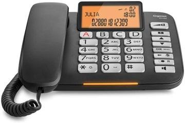 Telefon Stacjonarny Gigaset DL580 доставка товаров из Польши и Allegro на русском