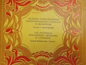 the stockholm philharmonic orchestra leningrad доставка товаров из Польши и Allegro на русском