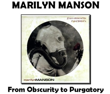 Мэрилин Мэнсон From Obscurity 2 Purgatory НОВЫЙ доставка товаров из Польши и Allegro на русском