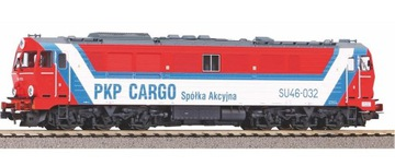 Lokomotywa spalinowa SU46-032 PKP Cargo Piko 52866 доставка товаров из Польши и Allegro на русском