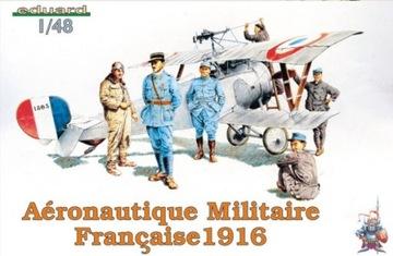 Aeronautique Militaire Francaise 1916 -Eduard 1/48 доставка товаров из Польши и Allegro на русском