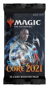 MAGIC THE GATHERING CORE SET 2021 БУСТЕР 15 КАРТ доставка товаров из Польши и Allegro на русском
