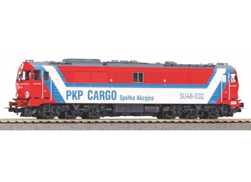 Lokomotywa spalinowa SU46 PKP Cargo H0 PIKO 52866 доставка товаров из Польши и Allegro на русском