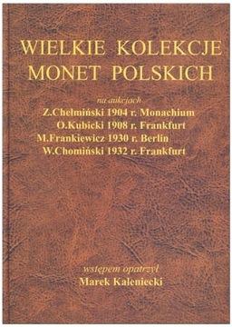Wielkie kolekcje monet M.Kaleniecki NOWA TWARDA доставка товаров из Польши и Allegro на русском
