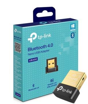 Adapter Bluetooth 4.0 Nano USB TP-LINK UB400 W10 доставка товаров из Польши и Allegro на русском