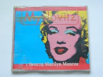 Myslovitz Z Twarzą Marilyn Monroe CD SINGIEL доставка товаров из Польши и Allegro на русском