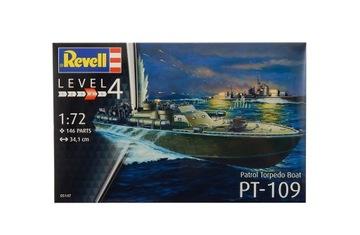 A8819 Модель корабля для склеивания патрульная лодка доставка товаров из Польши и Allegro на русском