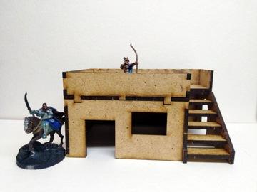 Small Desert House - Infinity , Warhammer , Bolt доставка товаров из Польши и Allegro на русском