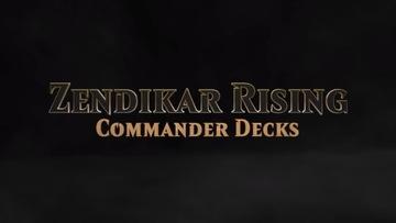 MTG - Zendikar Rising Commander Deck 6x доставка товаров из Польши и Allegro на русском