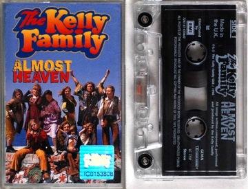 The Kelly Family - Almost Heaven (UK) kaseta BDB доставка товаров из Польши и Allegro на русском