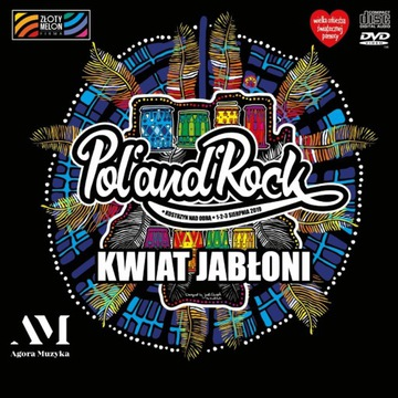 KWIAT JABŁONI - LIVE POL AND ROCK 2019 [CD+DVD] доставка товаров из Польши и Allegro на русском