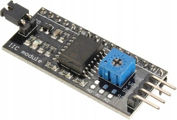 Konwerter LCD HD44780 I2C IIC TWI ARDUINO AVR ARM доставка товаров из Польши и Allegro на русском