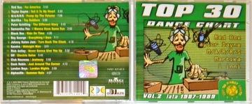 Top 30 Dance Chart Vol. 2 - 1987-1989 Годы ХРАНЕНИЯ. CD доставка товаров из Польши и Allegro на русском