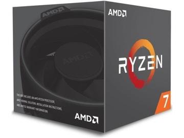 Процессор AMD Ryzen 7 2700X 3.7-4.3 Ггц, 8C/16T доставка товаров из Польши и Allegro на русском
