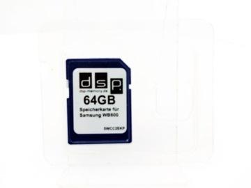 КАРТА ПАМЯТИ DSP SDHC 64 ГБ SAMSUNG WB600 доставка товаров из Польши и Allegro на русском