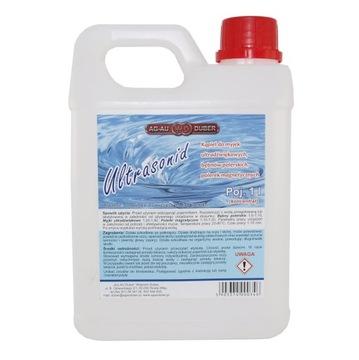 Жидкость для ультразвуковых очистителей Ultrasonid - 1 литр доставка товаров из Польши и Allegro на русском