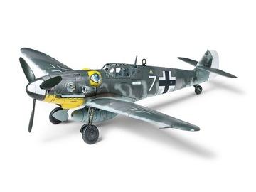 Самолет Messerschmitt Bf109 G-6-модель 60790 Tamiya доставка товаров из Польши и Allegro на русском