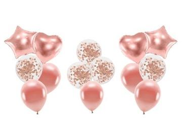 Воздушные шары на Годик день рождения, Крещение, Причастие 14 штук доставка товаров из Польши и Allegro на русском