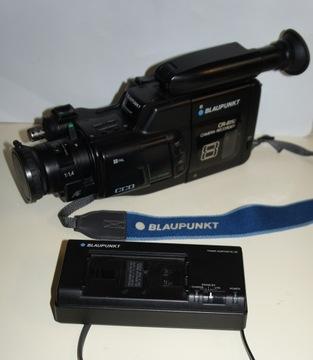 Klasyk kamera analogowa BLAUPUNKT CR-8110 Video8 доставка товаров из Польши и Allegro на русском
