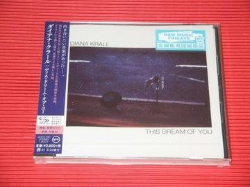 Diana Krall this dream of you SHM-CD JAPAN 2020 ! доставка товаров из Польши и Allegro на русском