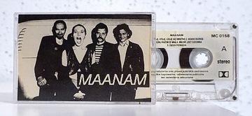 Kaseta MAANAM - Maanam (wydanie Wifon) доставка товаров из Польши и Allegro на русском