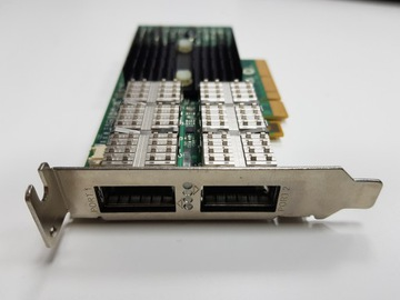 HP MELLANOX 544 QSFP 2x 40GbE Ethernet/Infiniband доставка товаров из Польши и Allegro на русском