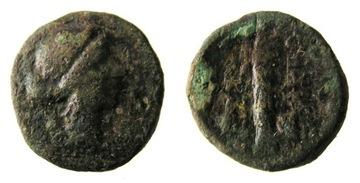 (7498. .ГРЕЦИЯ IV-IIw. p. n. e. бронза, 2,97, 14,9 мм) доставка товаров из Польши и Allegro на русском