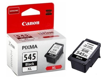 ТУШЬ PG545XL CANON PIXMA TS305 TS205 TR4550 TS3150 доставка товаров из Польши и Allegro на русском
