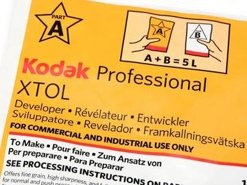 Разработчик к фильму пленки B&W Kodak XTOL 5l. доставка товаров из Польши и Allegro на русском