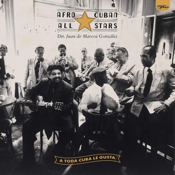 AFRP CUBAN ALL STARS A Toda Cuba le Gusta 2LP доставка товаров из Польши и Allegro на русском