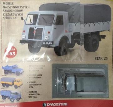 CULT TRUCKS OF PRL № 1 STAR 25  доставка товаров из Польши и Allegro на русском