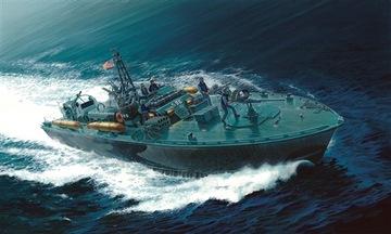 Model ITALERI 1:35 Torpedo Boat ELCO 80' PT-596 доставка товаров из Польши и Allegro на русском