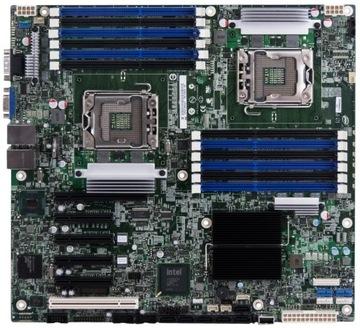 INTEL S5520HC 2x s.1366 DDR3 E26045-455 доставка товаров из Польши и Allegro на русском