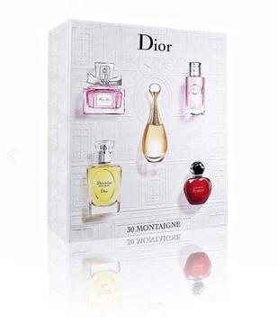 Dior 30 Montaigne Miniature Perfume Gift Set доставка товаров из Польши и Allegro на русском