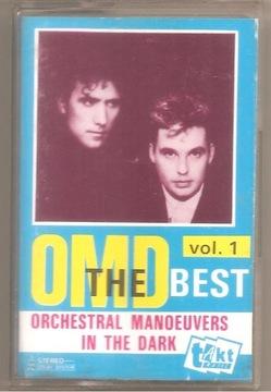 OMD - THE BEST OF OMD VOL.1 - KASETA MC EX доставка товаров из Польши и Allegro на русском