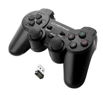 БЕСПРОВОДНОЙ PAD PS3 PC ВИБРАЦИЯ USB ANALOG FIFA доставка товаров из Польши и Allegro на русском