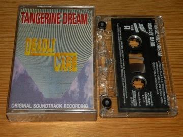 Tangerine Dream - Deadly Care Soundtrack доставка товаров из Польши и Allegro на русском
